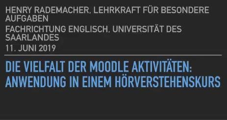 Cover Hörverstehen